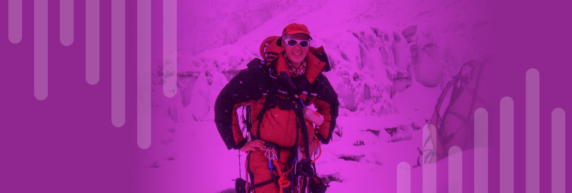 Breaking Through Barriers To Summit The World's 7 Highest Peaks!